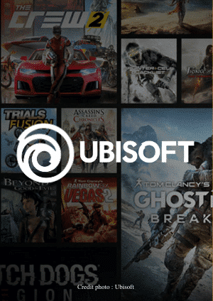 Ubisoft fiche entreprise