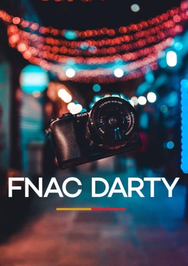 FNAC DARTY bourse