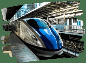 Saint Gobain Train