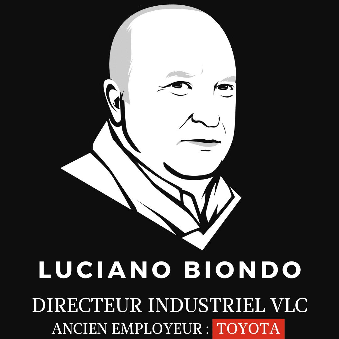 Luciano Biondo directeur industriel de Renault