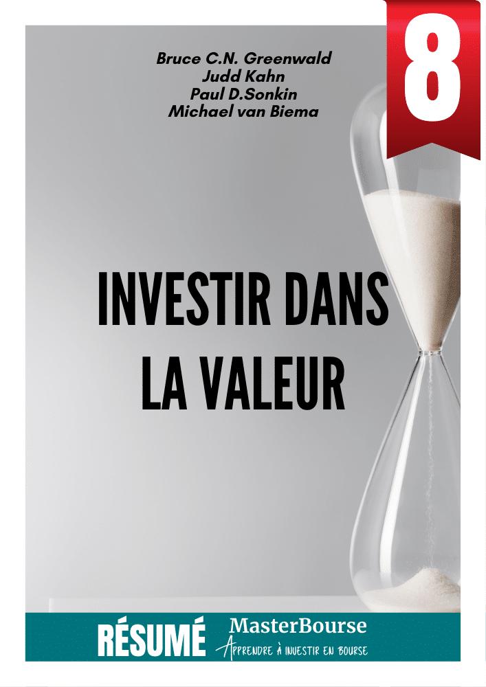 Livre Investir dans la valeur
