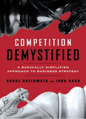 Competition Bruce Greenwald