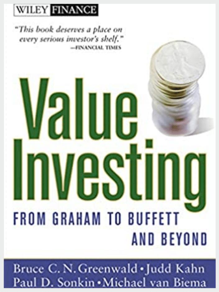 Ouvrage finance Investir dans la valeur