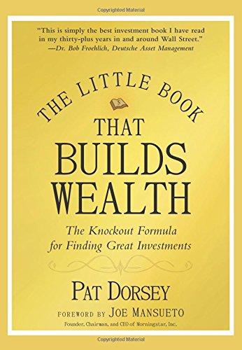 Ouvrage finance Pat Dorsey le petit livre pour battre le marché