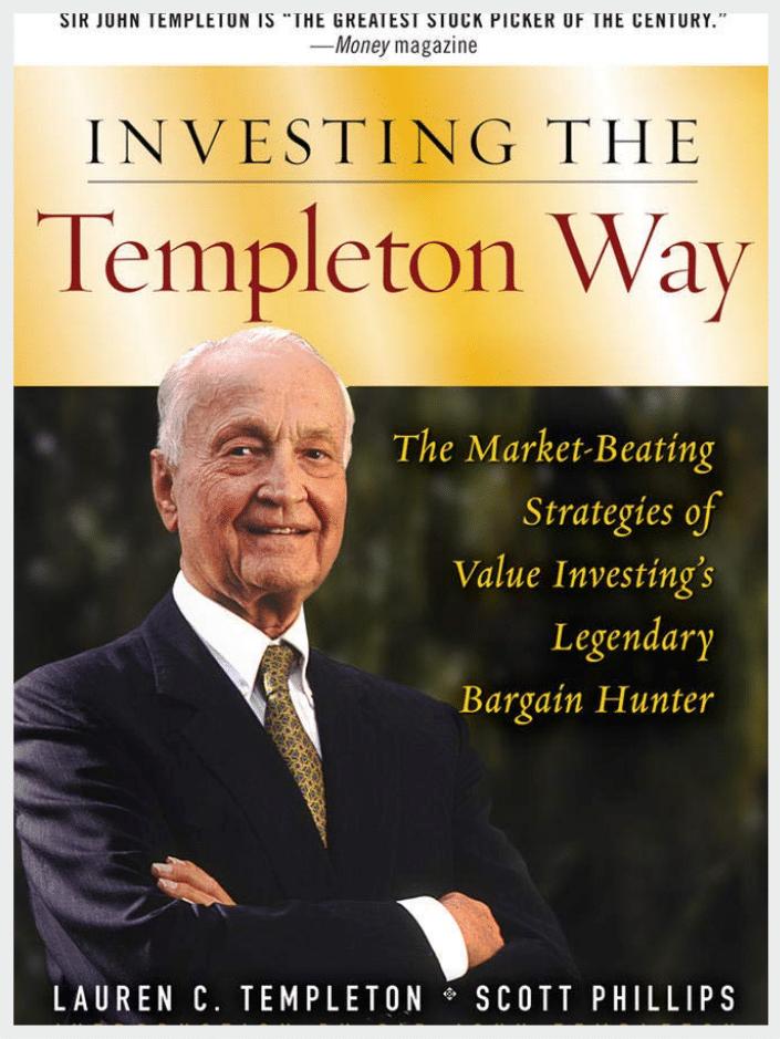 Les écrits sur la bourse de Templeton