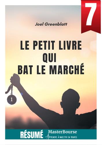 Le petit livre qui bat le marché Joel Greenblatt (1)
